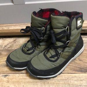 Sorel boots, Size 7.